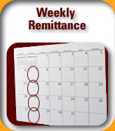 Weekly Remittance